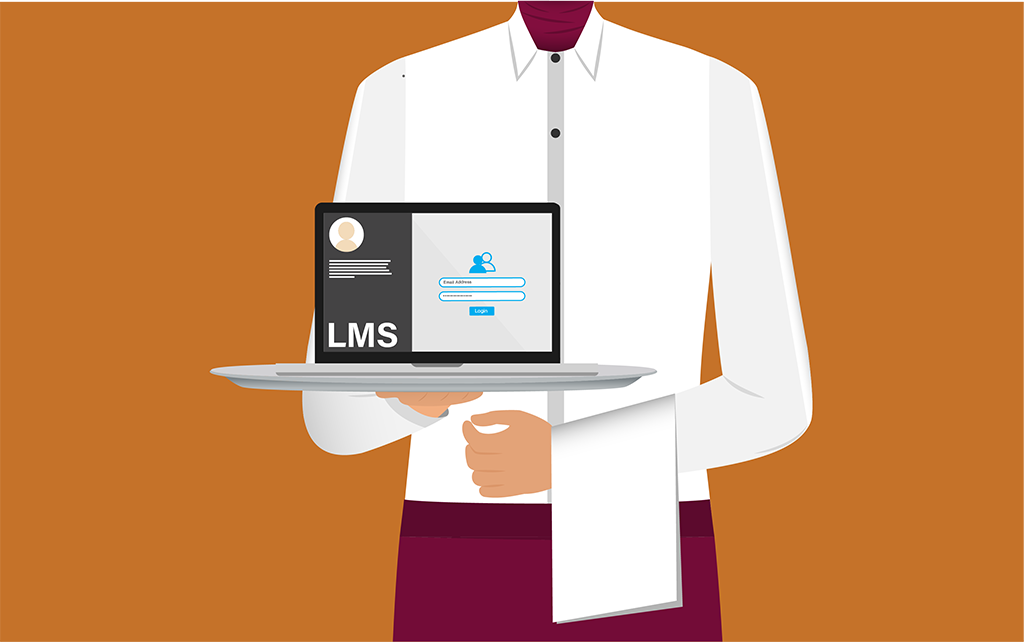 4 Great Reasons for choosing LMS for Hospitality training