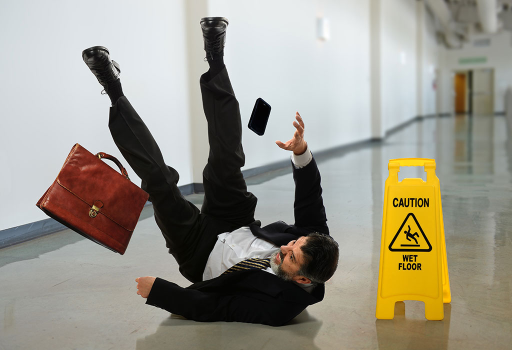 Slip, Trips and Falls eLearning Course